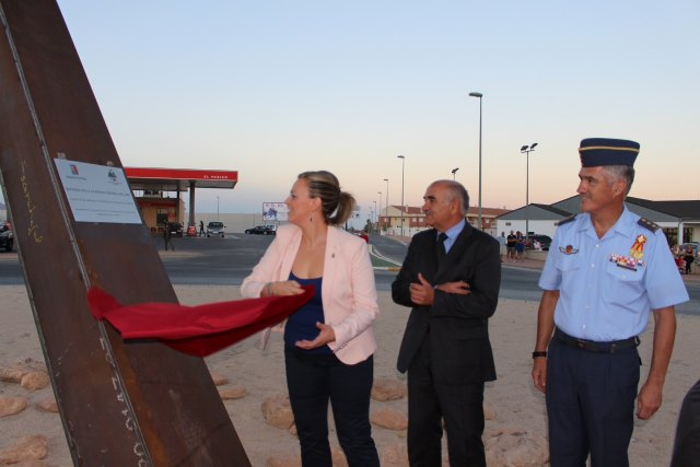 Garre destaca los lazos históricos y afectivos que vinculan al municipio de Torre Pacheco con la Academia General del Aire - 1, Foto 1