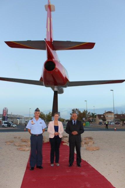 Garre destaca los lazos históricos y afectivos que vinculan al municipio de Torre Pacheco con la Academia General del Aire - 2, Foto 2