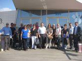 Representantes institucionales y empresarios de Chile y Perú visitan San Pedro del Pinatar