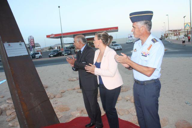 Torre-Pacheco celebra el 178 aniversario de la constitución de su Ayuntamiento con la inauguración de la Rotonda de la Academia General del Aire - 3, Foto 3