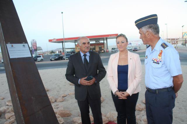 Torre-Pacheco celebra el 178 aniversario de la constitución de su Ayuntamiento con la inauguración de la Rotonda de la Academia General del Aire - 4, Foto 4