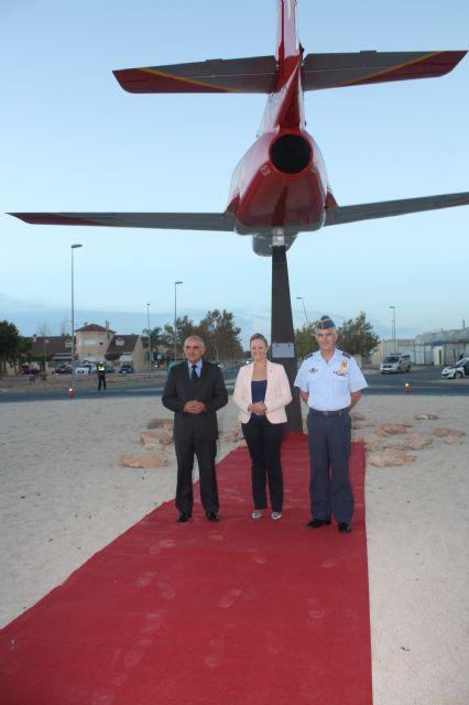Torre-Pacheco celebra el 178 aniversario de la constitución de su Ayuntamiento con la inauguración de la Rotonda de la Academia General del Aire - 5, Foto 5