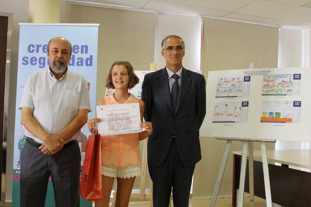 Tres niños mazarroneros participarán en la fase final de la campaña regional Crece en seguridad - 2, Foto 2
