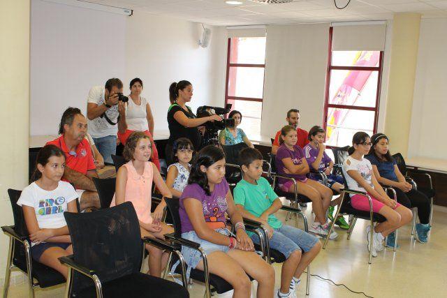 Tres niños mazarroneros participarán en la fase final de la campaña regional Crece en seguridad - 4, Foto 4