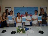 NNGG de Molina de Segura presenta la campaña '#EnMolinaHacemos'