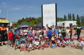 Más de 200 niños participaron en las actividades de educación vial dentro de la celebración de la Semana Europea de la Movilidad