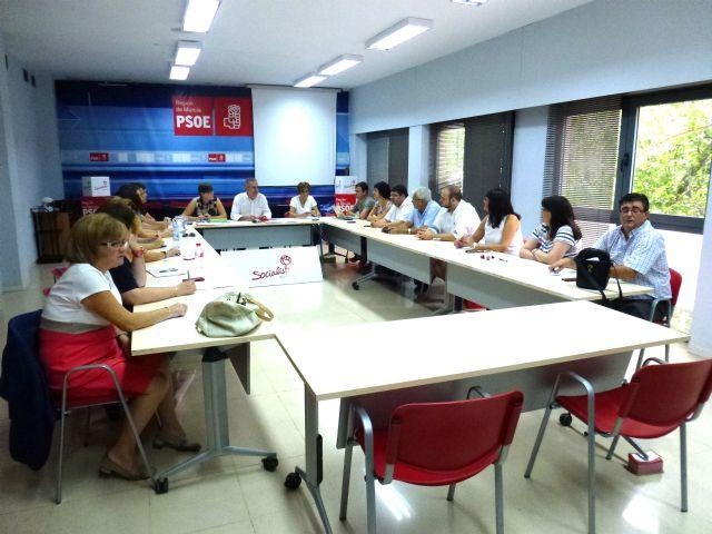 La militancia del PSOE elegirá a los candidatos de los municipios de más de 20.000 habitantes el 19 de octubre, Foto 1