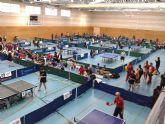 Campeonato de España de Selecciones Autonomicas de Veteranos. Tenis de Mesa