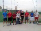 José Lucas se impone en el 'I Open de Tenis Vega Media' disputado en Las Torres de Cotillas