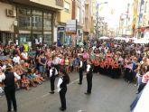 Espectacular celebración del 'Día de prefiestas del Rosario 2014'