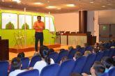 Medio Ambiente clausura con teatro la Semana de la Movilidad en San Javier
