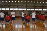 El CFS Pinatar arranca la temporada con más de 100 jugadores y nueve equipos en diferentes categorías