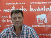 Saorín califica de 'rotundo fracaso' el Plan Cuatrienal de Inversiones del Ayuntamiento de Cieza