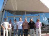 Empresarios rusos especializados en turismo de salud visitan San Pedro del Pinatar