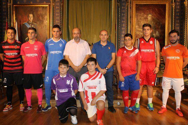 19 clubes deportivos promocionarán el nombre del municipio en las diferentes competiciones - 1, Foto 1