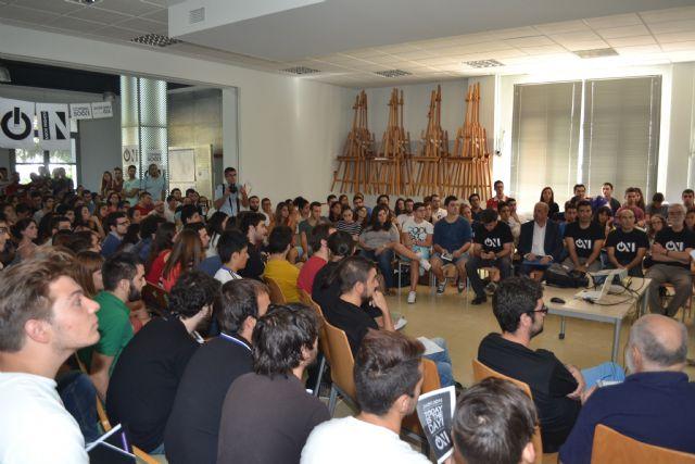 Los estudiantes de Arquitectura realizarán en Mazarrón sus proyectos - 1, Foto 1