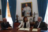 La UCAM y el ayuntamiento de Archena firman un convenio para mejorar el desarrollo económico y social del municipio