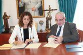 El Ayuntamiento de Archena firma un convenio con la UCAM para el desarrollo económico y social del municipio