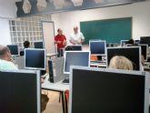 Taller de informática dirigido a desempleados del municipio
