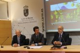 Juan Carlos Ruiz destaca el interés que tendrá para el turismo la Procesión Magna de las 18 cofradías de Cieza en octubre