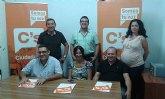 Constituida en Archena la agrupación local de Ciudadanos (C's)