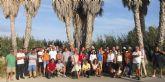 Turismo organiza una visita guiada por el parque Regional a directivos de Ibermutuamur