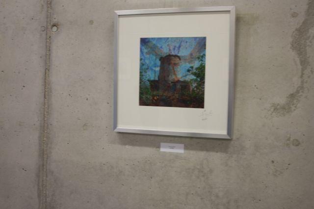 Comienzan los actos de la Romería de San Miguel con una exposición fotográfica de molinos - 1, Foto 1