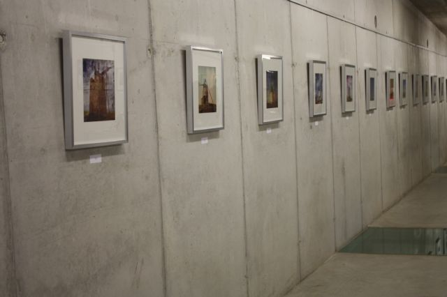 Comienzan los actos de la Romería de San Miguel con una exposición fotográfica de molinos - 2, Foto 2