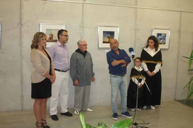 Comienzan los actos de la Romería de San Miguel con una exposición fotográfica de molinos - 3, Foto 3