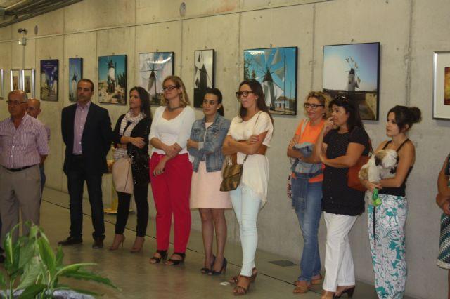 Comienzan los actos de la Romería de San Miguel con una exposición fotográfica de molinos - 4, Foto 4