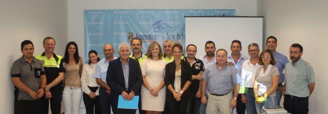 Clausurado el curso de notificadores municipales que se ha realizado en Torre-Pacheco, Foto 1
