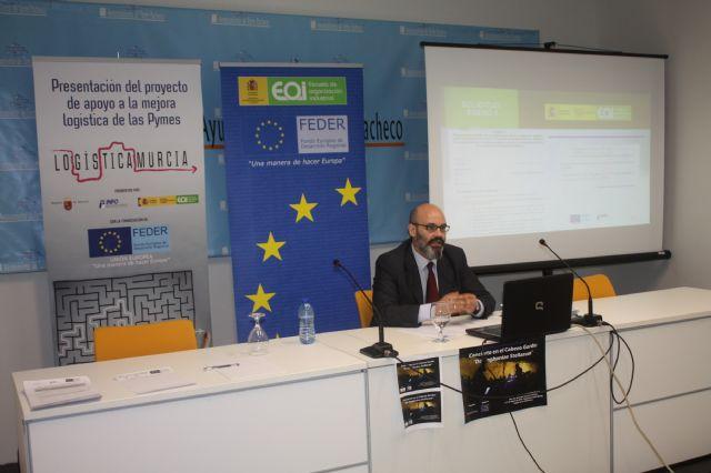 El INFO presenta a los empresarios pachequeros el proyecto de apoyo gratuito de mejora de logística para PYMEs - 1, Foto 1