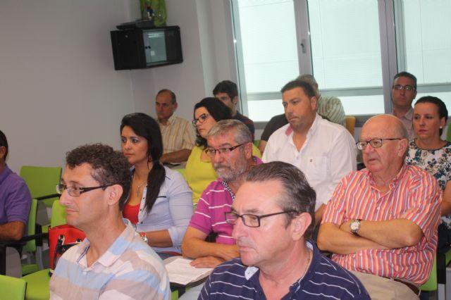 El INFO presenta a los empresarios pachequeros el proyecto de apoyo gratuito de mejora de logística para PYMEs - 2, Foto 2