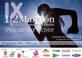 San Javier acoge el próximo domingo 28 de septiembre su novena Media Maratón que coincide con la IIII Carrera Popular de Otoño
