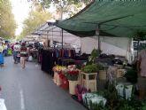 UPyD Murcia exige 'mayor control' para perseguir la venta de mercancía robada en los mercados semanales del municipio