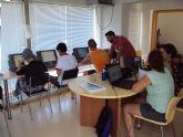 Finalizan los cursos de formación sobre Internet y aplicaciones ofimáticas en la nube para usuarios de las aulas de libre acceso