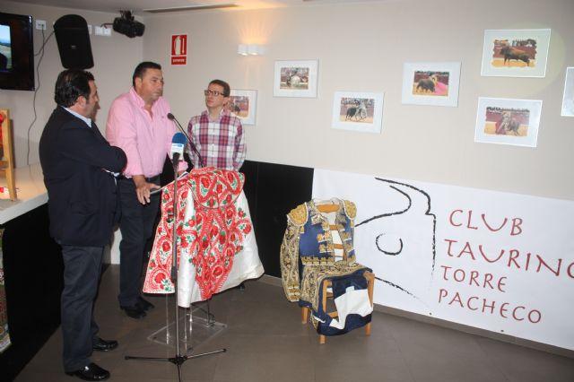 Presentado el Club Taurino de Torre-Pacheco - 2, Foto 2