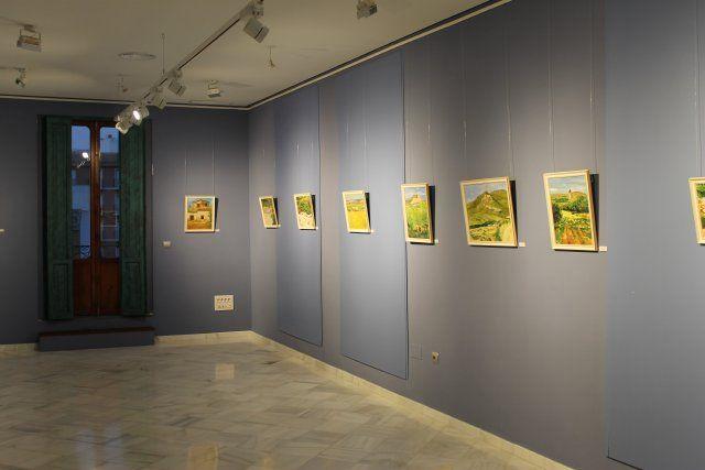 Celestino Agüera expone en las Casas Consistoriales hasta el 14 de noviembre - 1, Foto 1