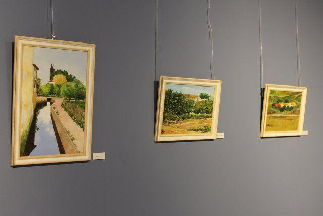 Celestino Agüera expone en las Casas Consistoriales hasta el 14 de noviembre - 2, Foto 2