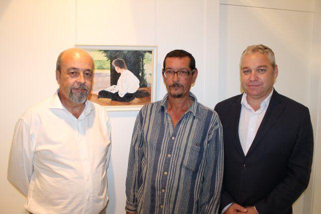 Celestino Agüera expone en las Casas Consistoriales hasta el 14 de noviembre - 4, Foto 4