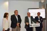 Cultura y el Ayuntamiento de La Unión presentan la gira ´Dando el Cante´ del Festival Internacional del Cante de las Minas