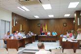 El pleno municipal de Archena aprueba con los votos a favor del PP la bajada de  impuestos y tasas de la contribución, la basura y el sello del coche