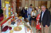 El alcalde de Águilas visita la residencia de pensionistas ferroviarios con motivo del 'Día del Residente'