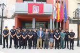 La Policía Local de Bullas celebra el día de su patrón San Miguel de Arcángel 2014
