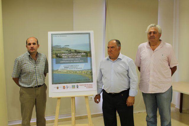Mazarrón alberga el XI Campeonato de España de Pesca en categoría femenina - 1, Foto 1