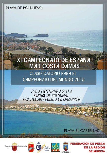 Mazarrón alberga el XI Campeonato de España de Pesca en categoría femenina - 3, Foto 3