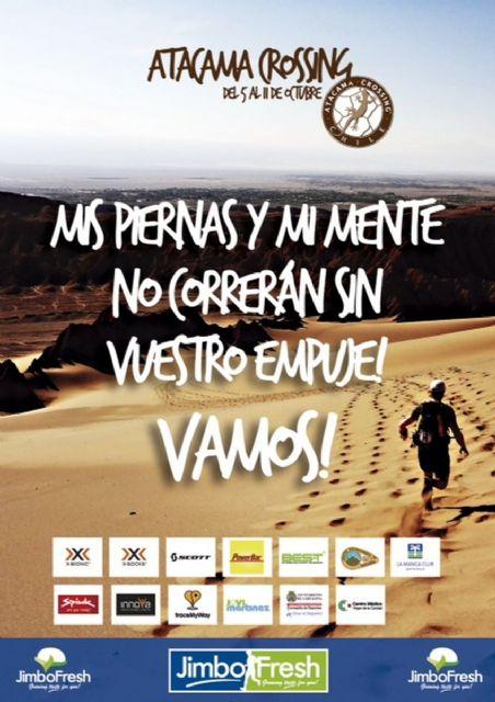 Todo listo para la nueva aventura de Lledó en Atacama - 1, Foto 1