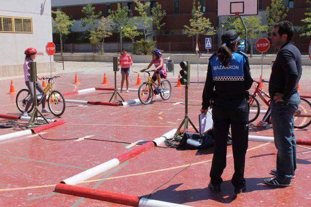 Balance positivo del programa de Educación Vial de la Policía Local - 2, Foto 2