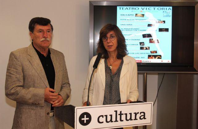 El Teatro Victoria programa 12 espectáculos de teatro, danza, música y circo - 1, Foto 1