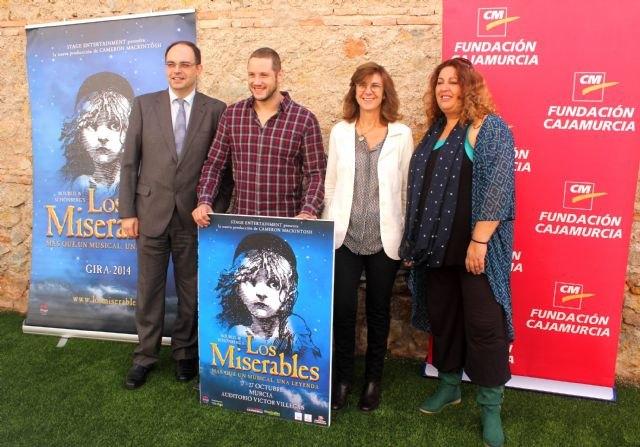 El musical ´Los Miserables´ llega al Auditorio Víctor Villegas con 14 representaciones entre el 17 y el 27 de octubre - 1, Foto 1